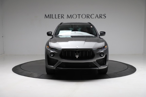 New 2021 Maserati Levante S Q4 GranSport for sale $114,485 at Rolls-Royce Motor Cars Greenwich in Greenwich CT 06830 12
