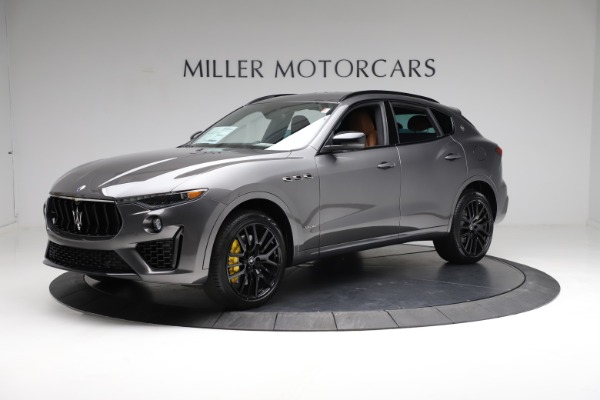New 2021 Maserati Levante S Q4 GranSport for sale $114,485 at Rolls-Royce Motor Cars Greenwich in Greenwich CT 06830 2