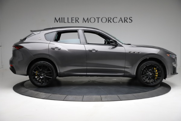 New 2021 Maserati Levante S Q4 GranSport for sale $114,485 at Rolls-Royce Motor Cars Greenwich in Greenwich CT 06830 9