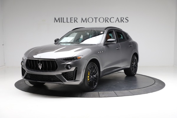 New 2021 Maserati Levante S Q4 GranSport for sale $114,485 at Rolls-Royce Motor Cars Greenwich in Greenwich CT 06830 1