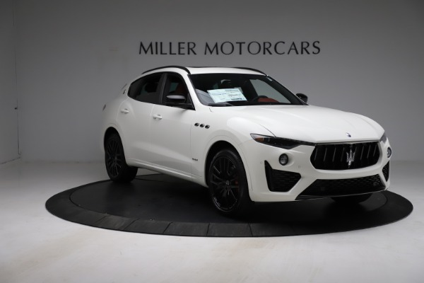 New 2021 Maserati Levante Q4 GranSport for sale $96,235 at Rolls-Royce Motor Cars Greenwich in Greenwich CT 06830 10