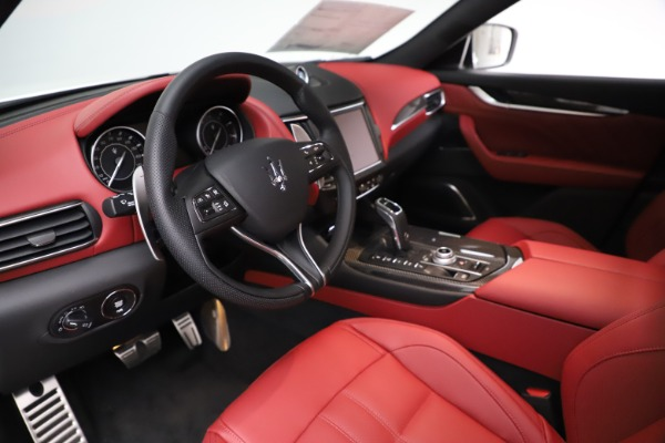 New 2021 Maserati Levante Q4 GranSport for sale $96,235 at Rolls-Royce Motor Cars Greenwich in Greenwich CT 06830 12