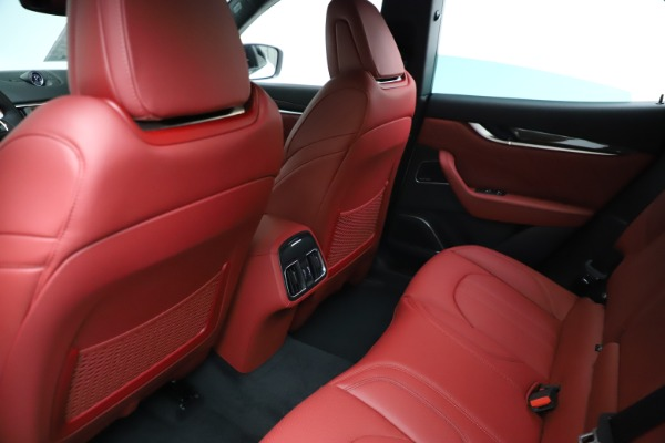 New 2021 Maserati Levante Q4 GranSport for sale $96,235 at Rolls-Royce Motor Cars Greenwich in Greenwich CT 06830 17