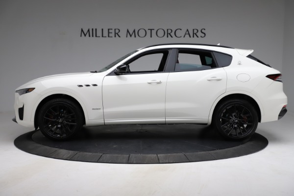 New 2021 Maserati Levante Q4 GranSport for sale $96,235 at Rolls-Royce Motor Cars Greenwich in Greenwich CT 06830 3