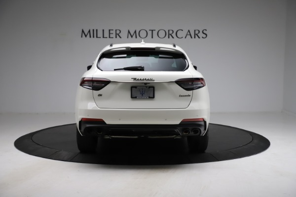 New 2021 Maserati Levante Q4 GranSport for sale $96,235 at Rolls-Royce Motor Cars Greenwich in Greenwich CT 06830 5