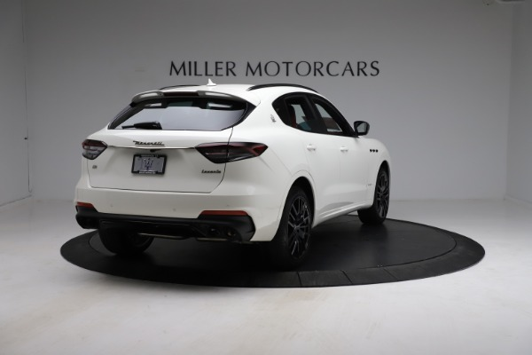 New 2021 Maserati Levante Q4 GranSport for sale $96,235 at Rolls-Royce Motor Cars Greenwich in Greenwich CT 06830 6