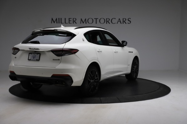 New 2021 Maserati Levante Q4 GranSport for sale $96,235 at Rolls-Royce Motor Cars Greenwich in Greenwich CT 06830 7