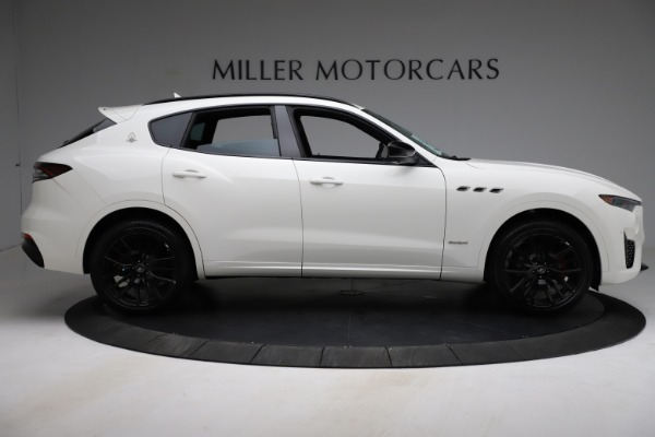New 2021 Maserati Levante Q4 GranSport for sale $96,235 at Rolls-Royce Motor Cars Greenwich in Greenwich CT 06830 8