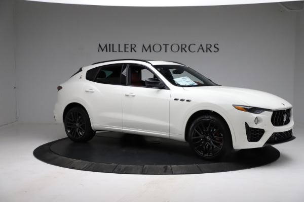 New 2021 Maserati Levante Q4 for sale $91,089 at Rolls-Royce Motor Cars Greenwich in Greenwich CT 06830 10
