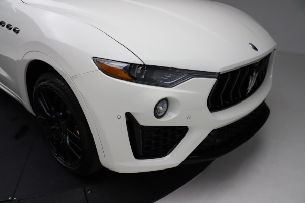 New 2021 Maserati Levante Q4 for sale $91,089 at Rolls-Royce Motor Cars Greenwich in Greenwich CT 06830 25
