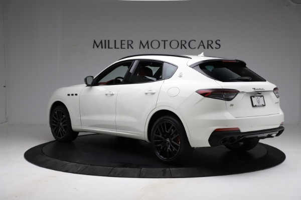 New 2021 Maserati Levante Q4 for sale $91,089 at Rolls-Royce Motor Cars Greenwich in Greenwich CT 06830 4