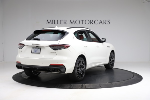 New 2021 Maserati Levante Q4 for sale $91,089 at Rolls-Royce Motor Cars Greenwich in Greenwich CT 06830 6