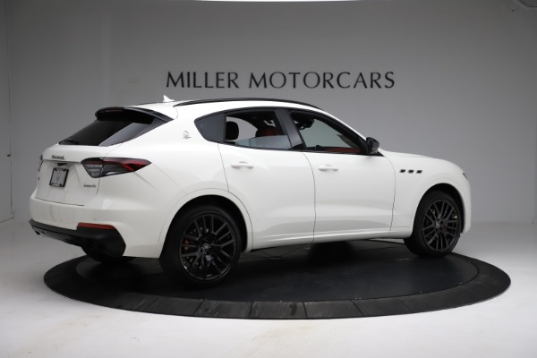 New 2021 Maserati Levante Q4 for sale $91,089 at Rolls-Royce Motor Cars Greenwich in Greenwich CT 06830 8
