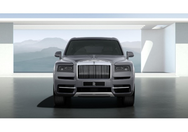 New 2021 Rolls-Royce Cullinan for sale Call for price at Rolls-Royce Motor Cars Greenwich in Greenwich CT 06830 2