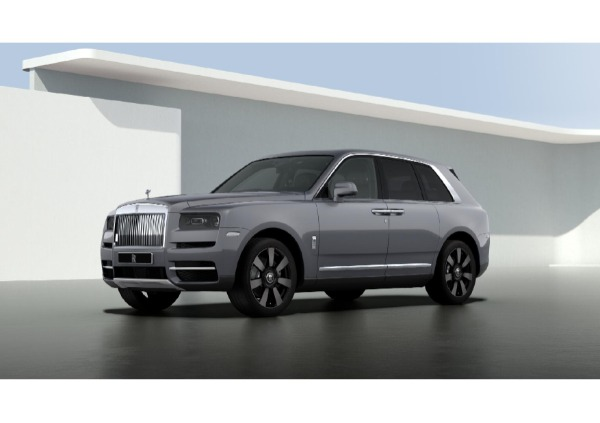 New 2021 Rolls-Royce Cullinan for sale Call for price at Rolls-Royce Motor Cars Greenwich in Greenwich CT 06830 1