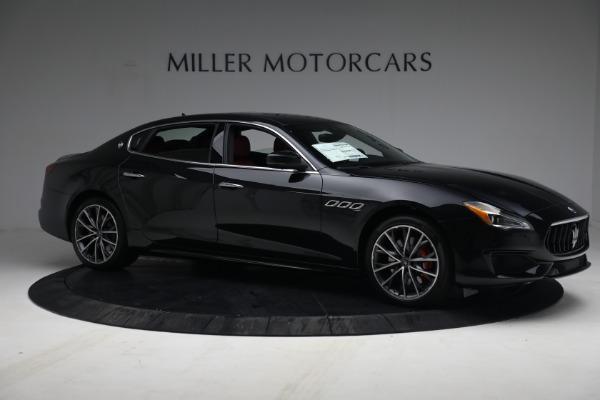 New 2021 Maserati Quattroporte S Q4 for sale $119,589 at Rolls-Royce Motor Cars Greenwich in Greenwich CT 06830 10