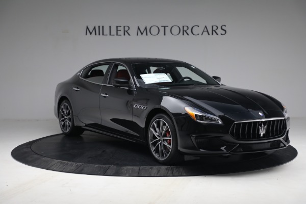New 2021 Maserati Quattroporte S Q4 for sale $119,589 at Rolls-Royce Motor Cars Greenwich in Greenwich CT 06830 11