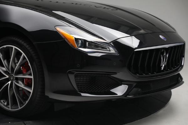 New 2021 Maserati Quattroporte S Q4 for sale $119,589 at Rolls-Royce Motor Cars Greenwich in Greenwich CT 06830 13