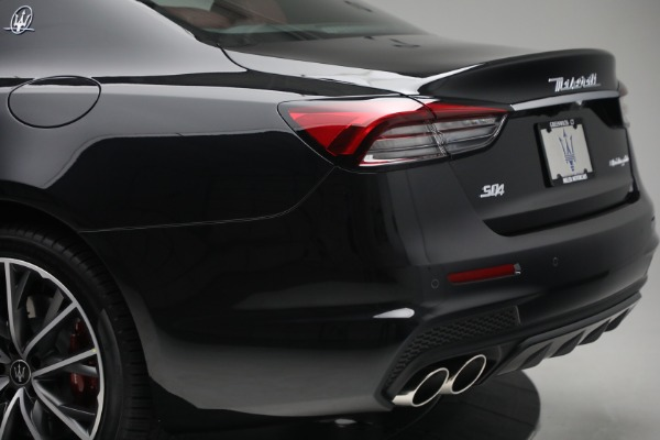 New 2021 Maserati Quattroporte S Q4 for sale $119,589 at Rolls-Royce Motor Cars Greenwich in Greenwich CT 06830 14