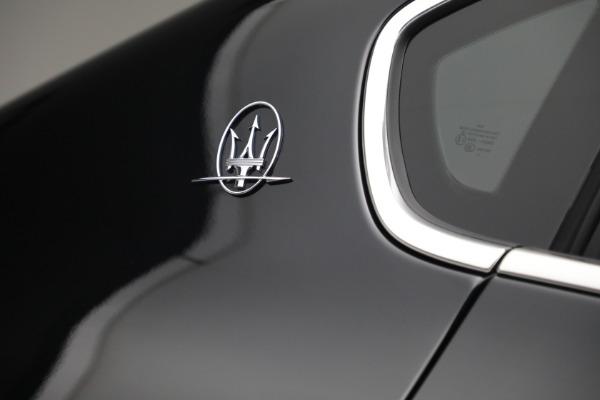 New 2021 Maserati Quattroporte S Q4 for sale $119,589 at Rolls-Royce Motor Cars Greenwich in Greenwich CT 06830 15