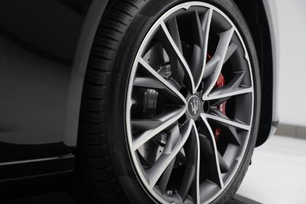 New 2021 Maserati Quattroporte S Q4 for sale $119,589 at Rolls-Royce Motor Cars Greenwich in Greenwich CT 06830 16