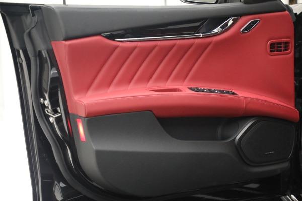 New 2021 Maserati Quattroporte S Q4 for sale $119,589 at Rolls-Royce Motor Cars Greenwich in Greenwich CT 06830 17