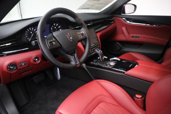 New 2021 Maserati Quattroporte S Q4 for sale $119,589 at Rolls-Royce Motor Cars Greenwich in Greenwich CT 06830 18