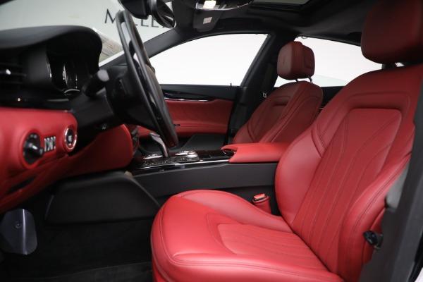 New 2021 Maserati Quattroporte S Q4 for sale $119,589 at Rolls-Royce Motor Cars Greenwich in Greenwich CT 06830 19