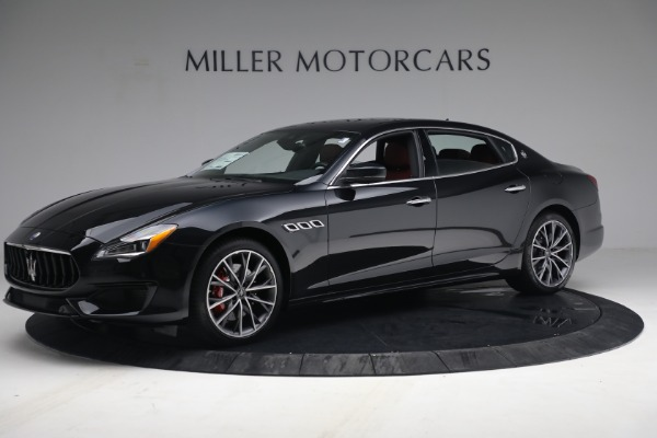 New 2021 Maserati Quattroporte S Q4 for sale $119,589 at Rolls-Royce Motor Cars Greenwich in Greenwich CT 06830 2