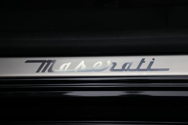 New 2021 Maserati Quattroporte S Q4 for sale $119,589 at Rolls-Royce Motor Cars Greenwich in Greenwich CT 06830 22
