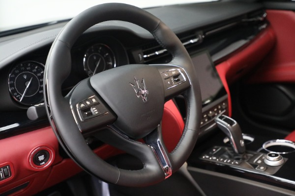 New 2021 Maserati Quattroporte S Q4 for sale $119,589 at Rolls-Royce Motor Cars Greenwich in Greenwich CT 06830 23