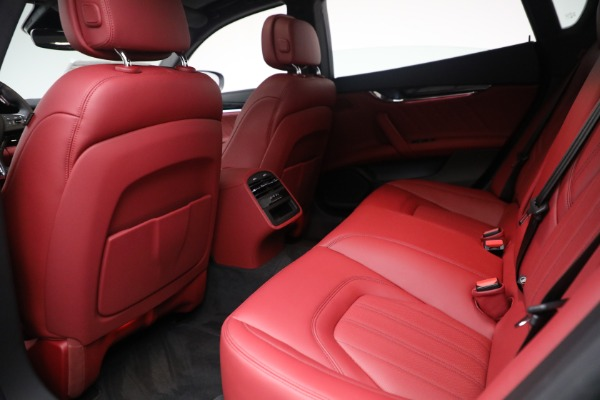 New 2021 Maserati Quattroporte S Q4 for sale $119,589 at Rolls-Royce Motor Cars Greenwich in Greenwich CT 06830 27