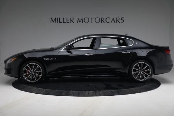 New 2021 Maserati Quattroporte S Q4 for sale $119,589 at Rolls-Royce Motor Cars Greenwich in Greenwich CT 06830 3