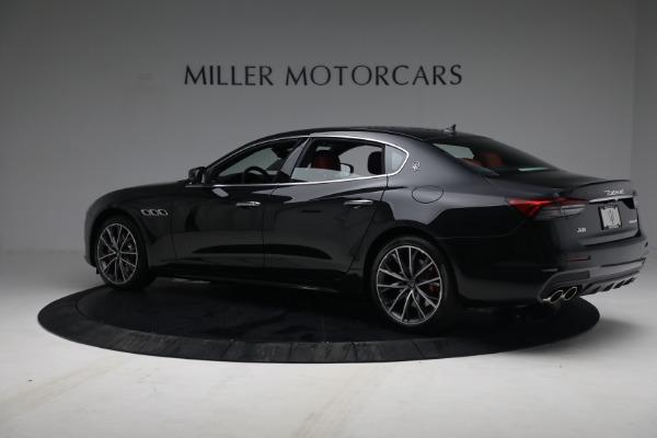 New 2021 Maserati Quattroporte S Q4 for sale $119,589 at Rolls-Royce Motor Cars Greenwich in Greenwich CT 06830 4