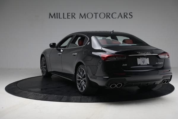 New 2021 Maserati Quattroporte S Q4 for sale $119,589 at Rolls-Royce Motor Cars Greenwich in Greenwich CT 06830 5