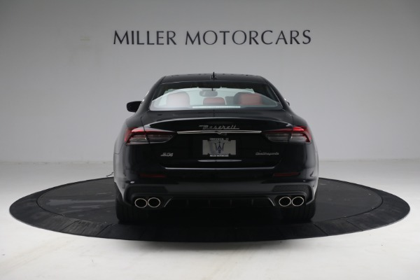 New 2021 Maserati Quattroporte S Q4 for sale $119,589 at Rolls-Royce Motor Cars Greenwich in Greenwich CT 06830 6