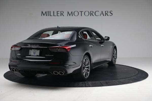 New 2021 Maserati Quattroporte S Q4 for sale $119,589 at Rolls-Royce Motor Cars Greenwich in Greenwich CT 06830 7