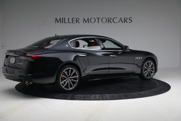 New 2021 Maserati Quattroporte S Q4 for sale $119,589 at Rolls-Royce Motor Cars Greenwich in Greenwich CT 06830 8