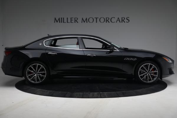 New 2021 Maserati Quattroporte S Q4 for sale $119,589 at Rolls-Royce Motor Cars Greenwich in Greenwich CT 06830 9