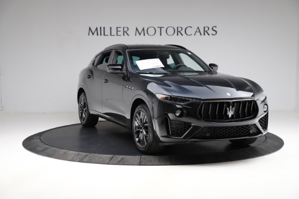 New 2021 Maserati Levante Q4 GranSport for sale $92,735 at Rolls-Royce Motor Cars Greenwich in Greenwich CT 06830 12
