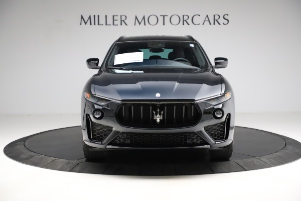 New 2021 Maserati Levante Q4 GranSport for sale $92,735 at Rolls-Royce Motor Cars Greenwich in Greenwich CT 06830 13