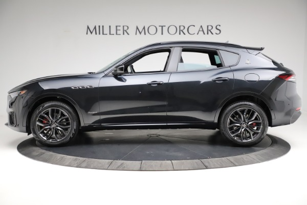 New 2021 Maserati Levante Q4 GranSport for sale $92,735 at Rolls-Royce Motor Cars Greenwich in Greenwich CT 06830 3