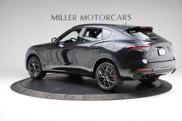 New 2021 Maserati Levante Q4 GranSport for sale $92,735 at Rolls-Royce Motor Cars Greenwich in Greenwich CT 06830 4