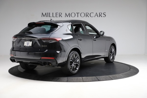 New 2021 Maserati Levante Q4 GranSport for sale $92,735 at Rolls-Royce Motor Cars Greenwich in Greenwich CT 06830 9