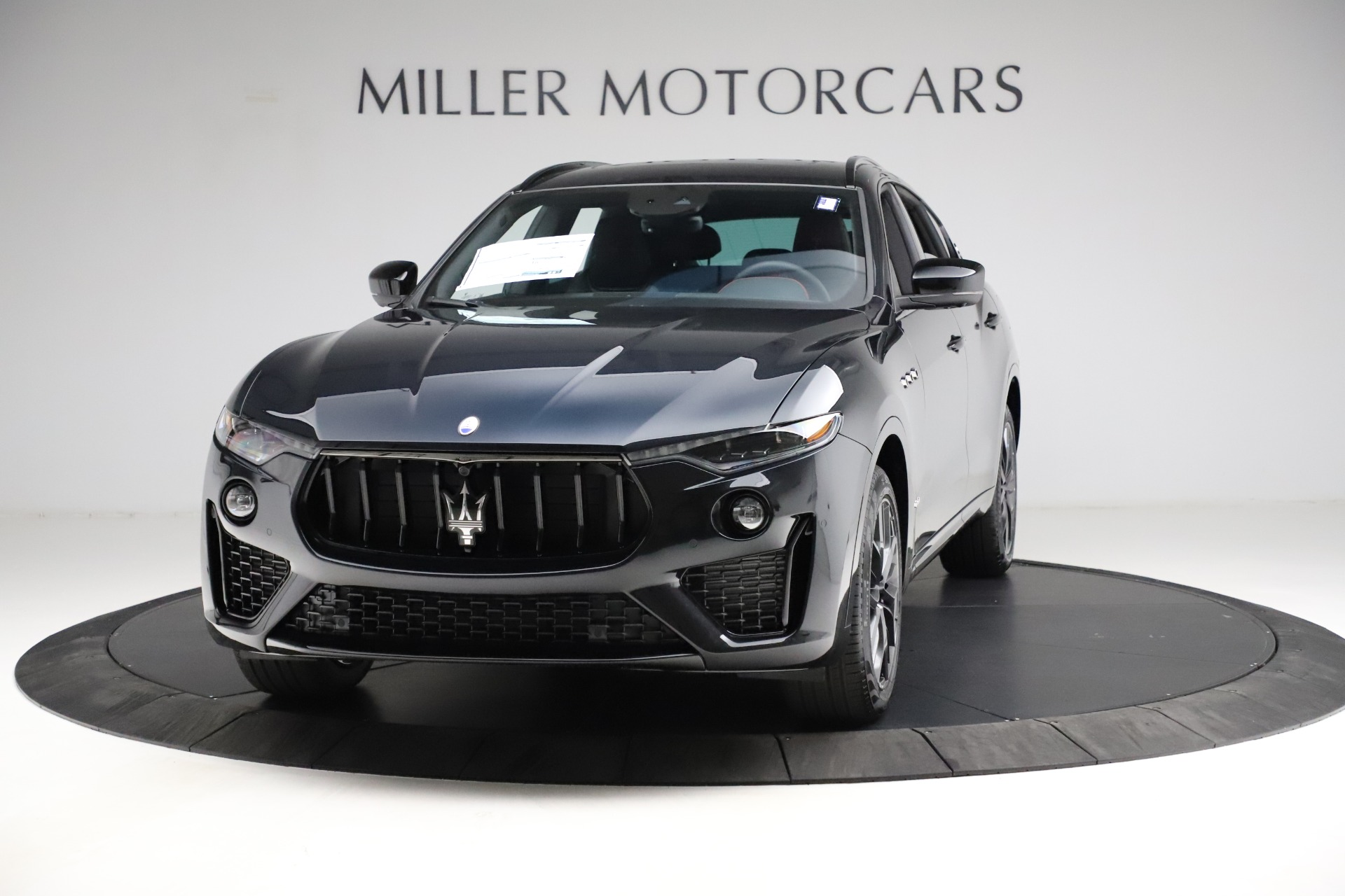 New 2021 Maserati Levante Q4 GranSport for sale $92,735 at Rolls-Royce Motor Cars Greenwich in Greenwich CT 06830 1