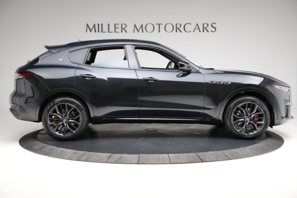 New 2021 Maserati Levante Q4 GranSport for sale $92,735 at Rolls-Royce Motor Cars Greenwich in Greenwich CT 06830 11