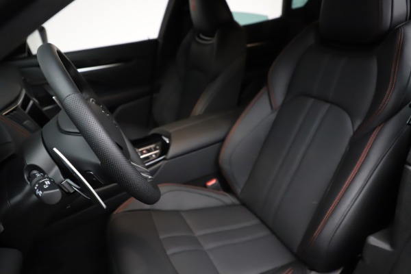 New 2021 Maserati Levante Q4 GranSport for sale $92,735 at Rolls-Royce Motor Cars Greenwich in Greenwich CT 06830 17