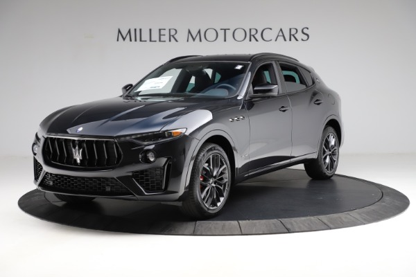 New 2021 Maserati Levante Q4 GranSport for sale $92,735 at Rolls-Royce Motor Cars Greenwich in Greenwich CT 06830 2