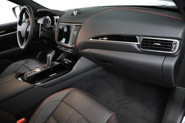 New 2021 Maserati Levante Q4 GranSport for sale $92,735 at Rolls-Royce Motor Cars Greenwich in Greenwich CT 06830 22
