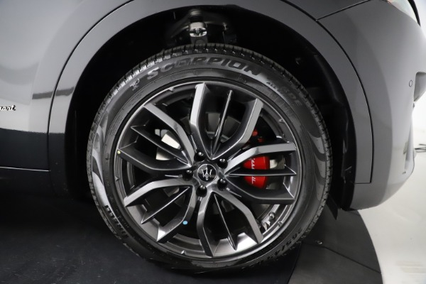 New 2021 Maserati Levante Q4 GranSport for sale $92,735 at Rolls-Royce Motor Cars Greenwich in Greenwich CT 06830 28
